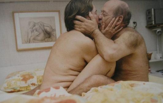 El amor y el sexo sí existen en la tercera edad