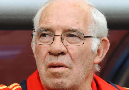 Muere Luis Aragonés, artífice del fútbol español