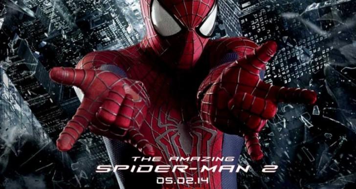 The Amazing Spider-Man, el superhéroe de la Hora del Planeta