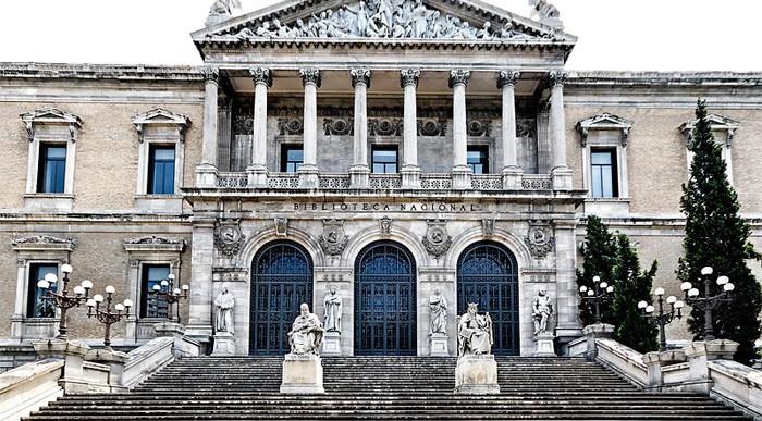Los rincones ocultos de la Biblioteca Nacional de España