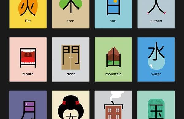 Chineasy: ilustraciones que te ayudan a aprender chino