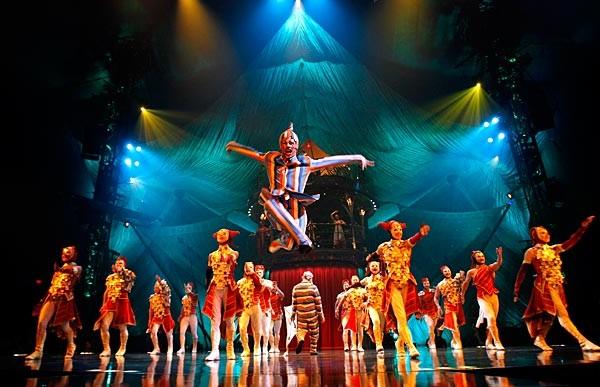 Cirque du Soleil viene a México para quedarse