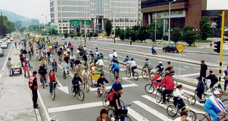 Colombia se quedará una semana sin autos