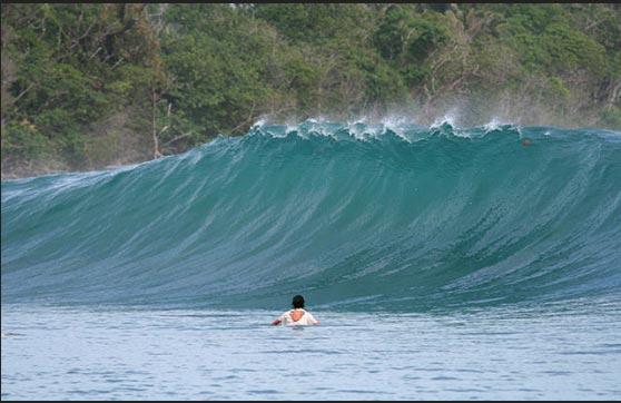 ¿Cómo medir el tamaño de una ola?