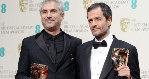 Alfonso Cuarón gana el Bafta al Mejor Director