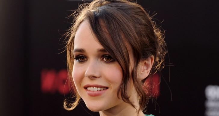 La actriz Ellen Page salió del clóset