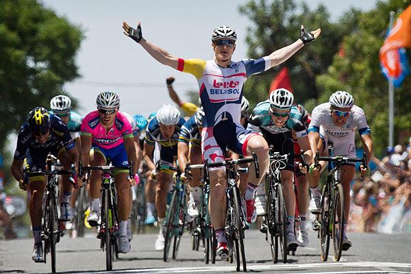 Gana Greipel quinta etapa del Tour de Qatar