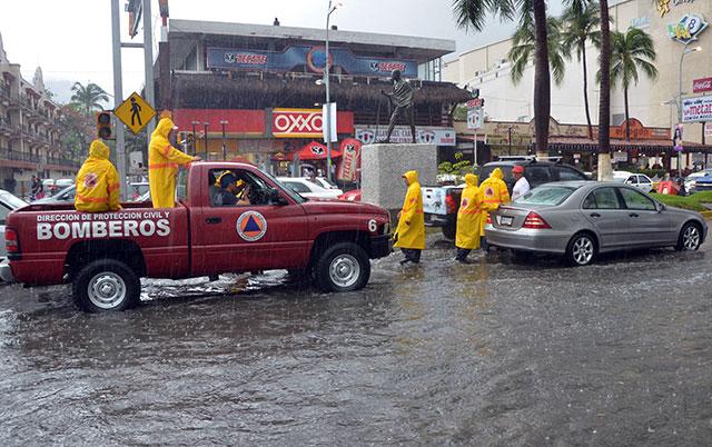 Chiapas está a la vanguardia en protección civil