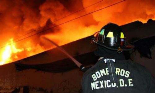Explota un hogar en Oaxaca