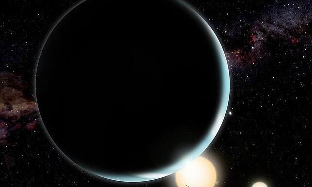 Así se forman los planetas con dos soles como el de Star Wars