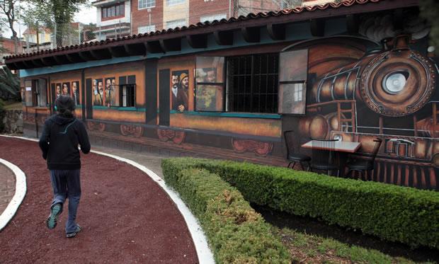 Parque La Estación sigue abierto