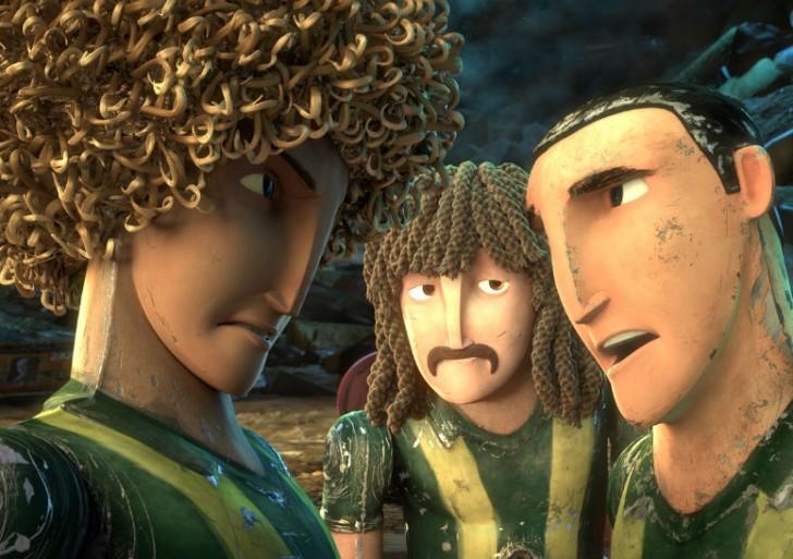 «Metegol» obtiene el Goya a mejor película animada