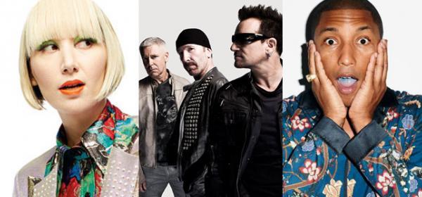 Ellos son los artistas que actuarán en los Oscar 2014