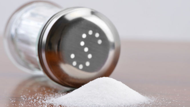 Por qué es necesario reducir el consumo de sal