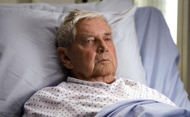 Muere el actor de «The Waltons» Ralph Waite