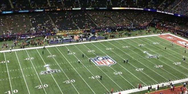 Comienza la Super Bowl