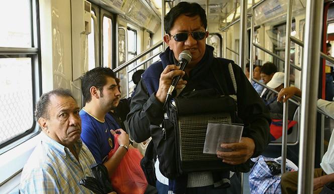 Marchan vagoneros hacia el Zócalo