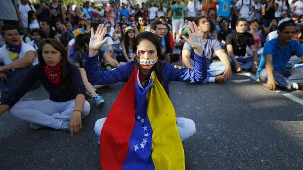 ¿Por qué los jóvenes piden la salida de Nicolás Maduro en Venezuela?