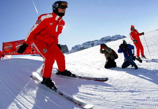 Schumacher cumple dos meses en coma