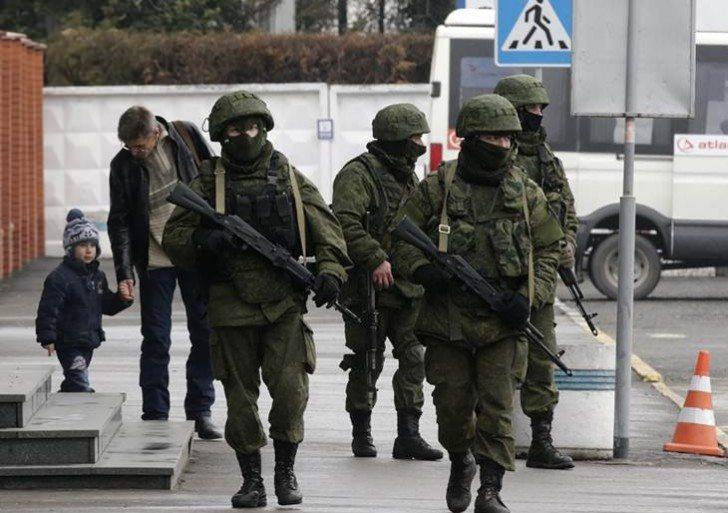 Ucrania acusa a Rusia de declarar «la guerra» a Kiev