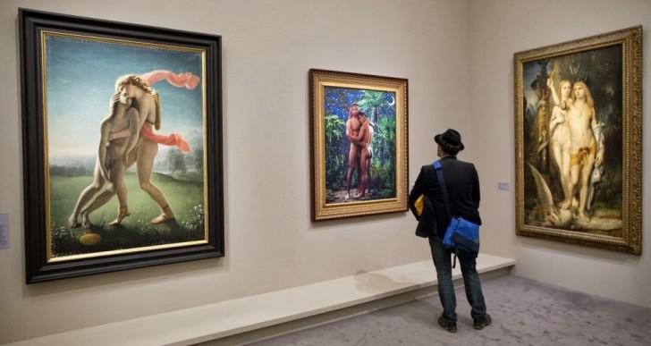 Munal exhibirá muestra de desnudo masculino