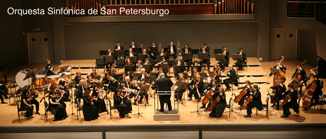 Orquesta Filarmónica de San Petersburgo regresa a México