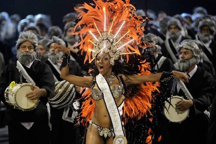 Cómo se crea una musa para el carnaval de Río