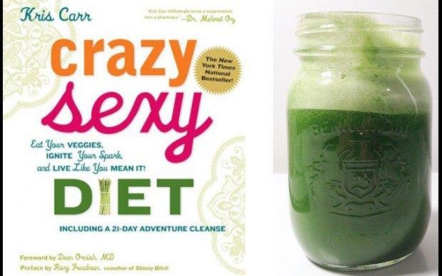 ¿Has oído hablar de la 'Crazy Sexy Diet'?