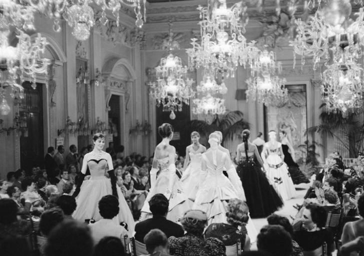 El glamour de la moda italiana (fotos)