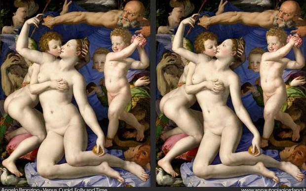 Diosas modernas, un proyecto de Anna Utopia Giordano