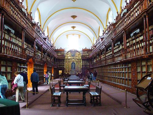Bibliotecas superan reto digital
