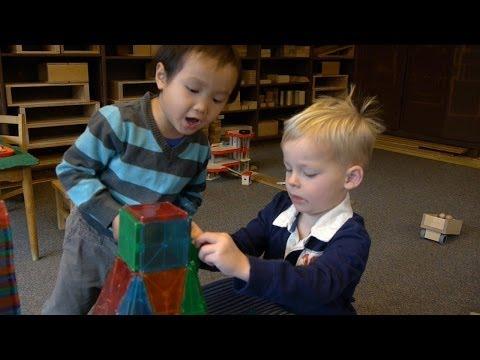 Los niños razonan mejor para entender nueva tecnología