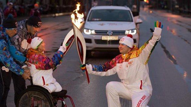 Inauguran los Juegos Paralímpicos de Invierno en Sochi