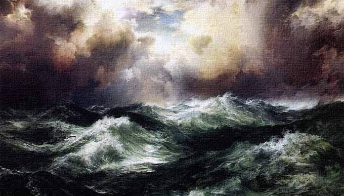 El mar según la pintura