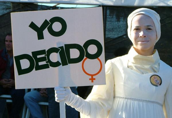 Derechos reproductivos de la mujer, de la píldora al aborto