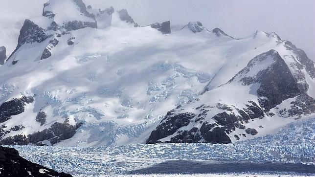 Una ciudad flotante en los glaciares