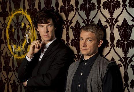 La 4ta temporada de 'Sherlock' podría retrasarse mucho