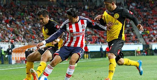 Guadalajara visita a Dorados en Copa MX