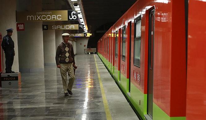 Suspenderán servicio en tramo elevado de Línea 12 del Metro