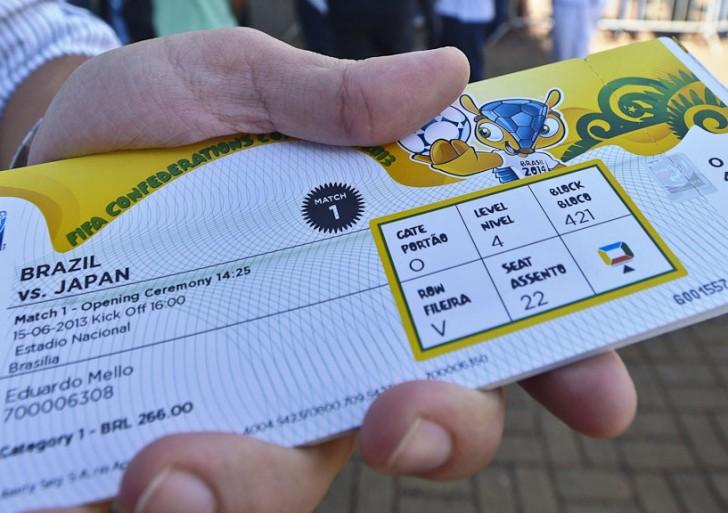 Los boletos para el Mundial han bajado mucho de precio