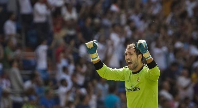 Diego López ve como fundamental el derbi español