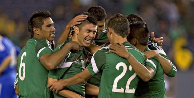 México en el lugar 20 del ranking mensual de la FIFA