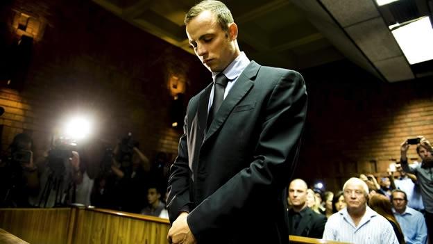 Presentan prueba para sustentar versión de Pistorius