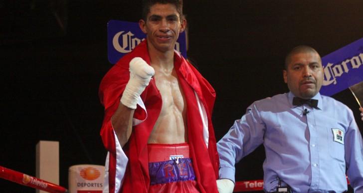 Boxeador filipino contra mexiquense Rey Vargas