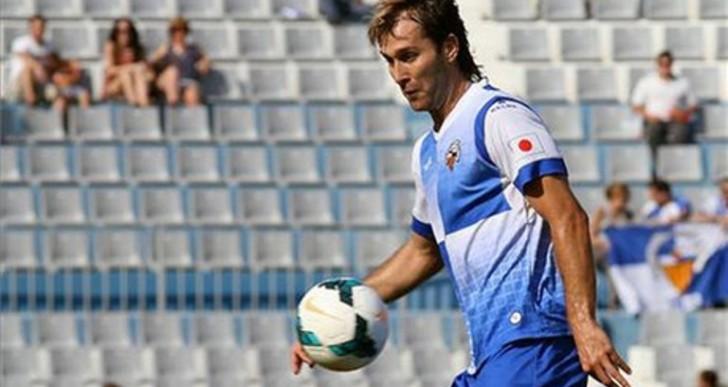 Aníbal Zurdo es convocado con el Sabadell