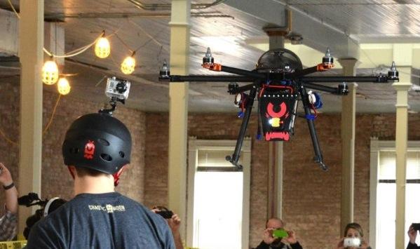 CUPID, el policía robótico del futuro