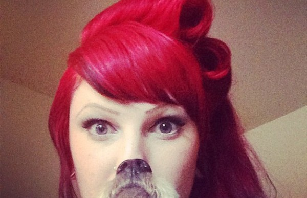 Las mejores barbas de perro en las caras de sus dueños