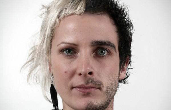 Retratos genéticos por Ulrich Collette