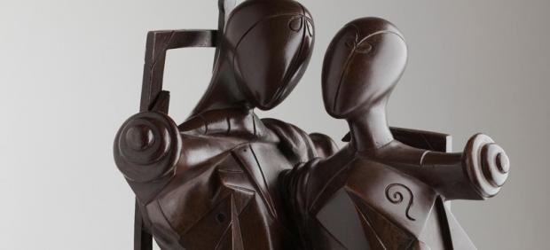 «Carne y metal», exposición sobre el 'cuerpo mecánico'