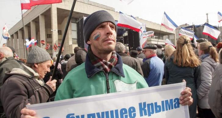 Pide Crimea anexión a Rusia tras declararse independiente